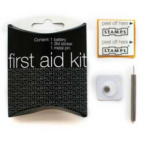 S.T.A.M.P.S - Reparaturset - first aid kit